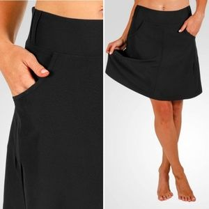Soybu Stroll Skirt XXL in Black NWT